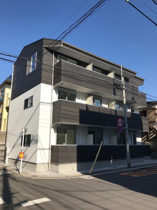 足立区新築アパート