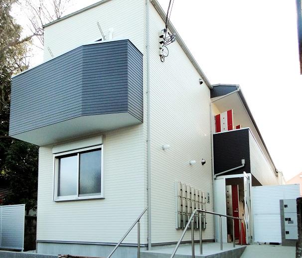 杉並区成田東新築アパート
