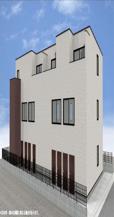荒川区新築アパート