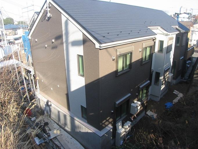 横浜市新築アパート