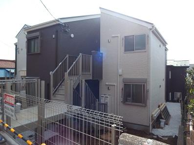 横浜市木造新築アパート
