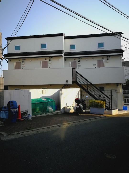 川崎市多摩区新築アパート