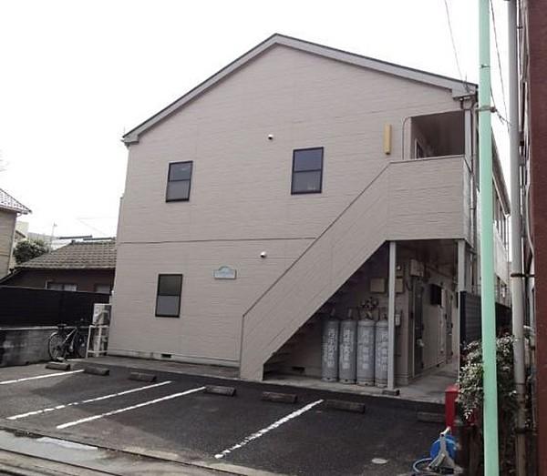 熊谷木造アパート