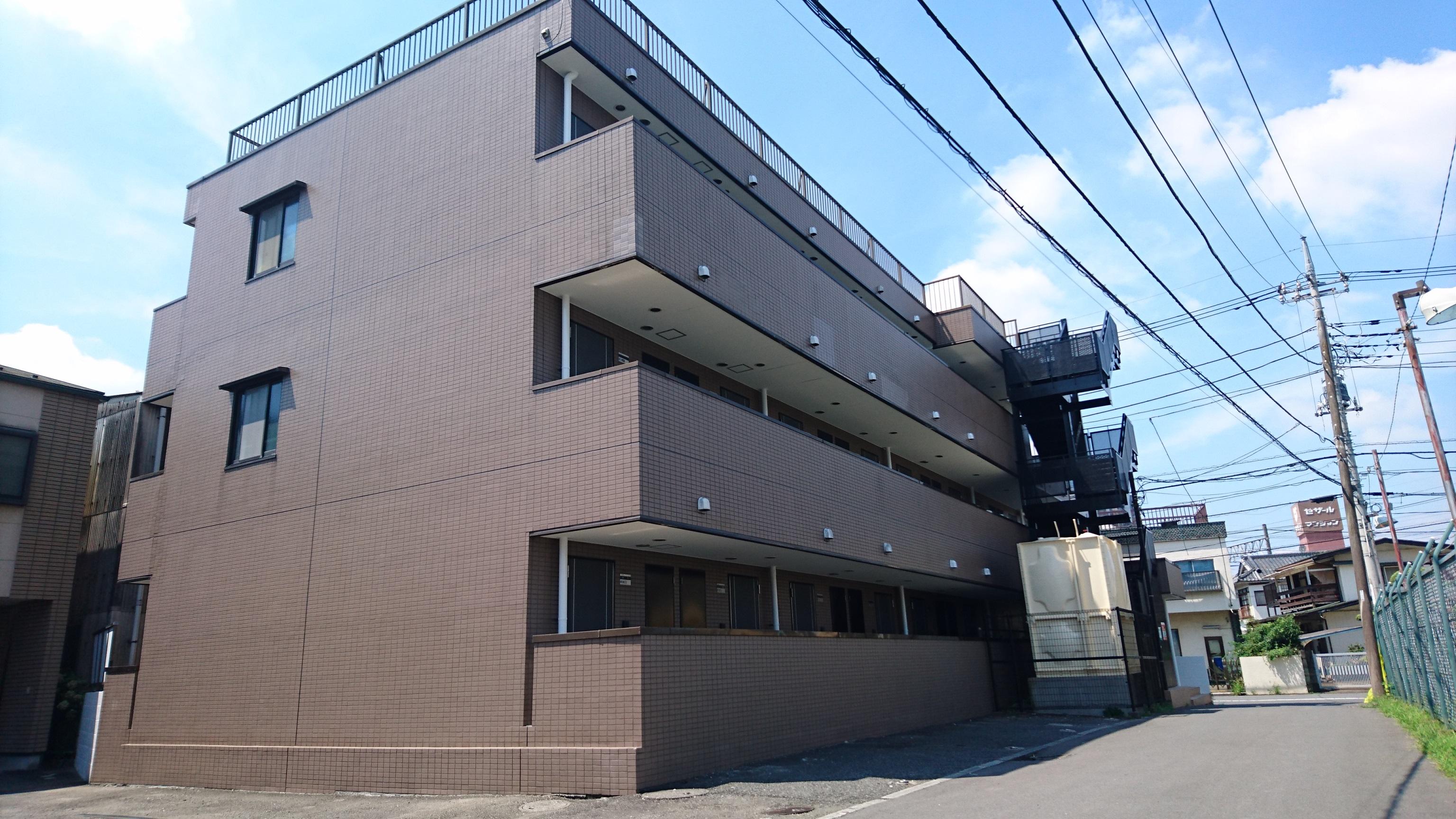 埼玉県RC 一棟マンション