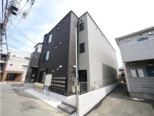 練馬区 新築アパート