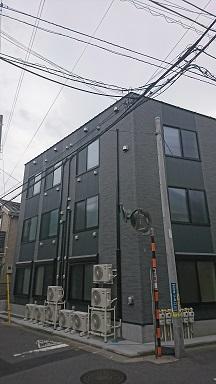 大田区新築アパート