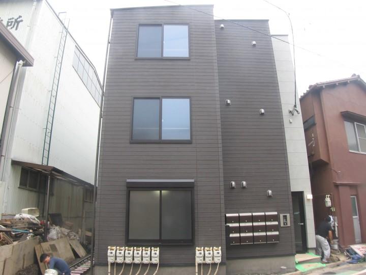 葛飾区新築アパート