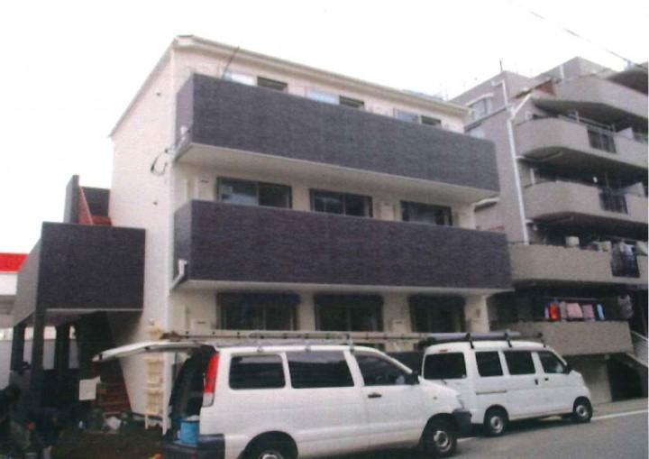 板橋区 新築一棟アパート