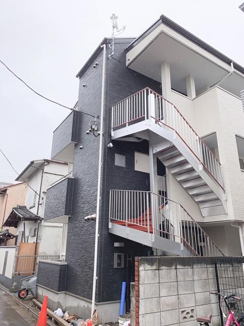 練馬区錦 新築アパート