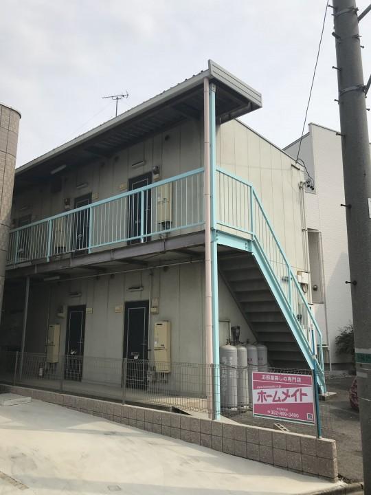 名古屋市 一棟アパート