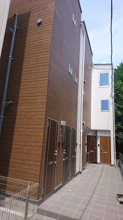笹塚新築アパート