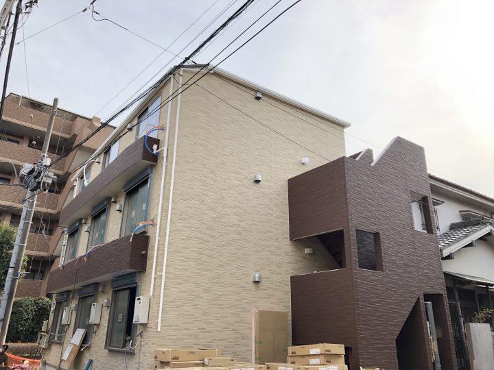江戸川区 新築アパート